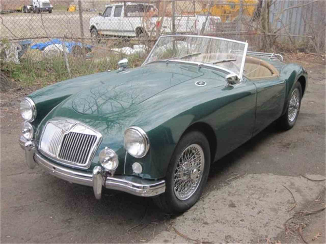 Large Picture of '58 MGA - EAK2