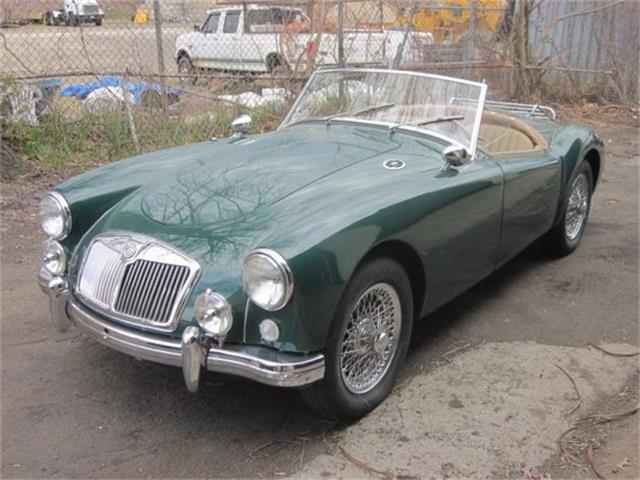 1958 MG MGA | 666866