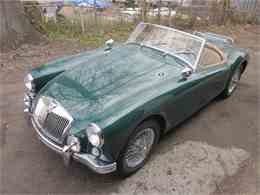 Picture of '58 MGA - EAK2