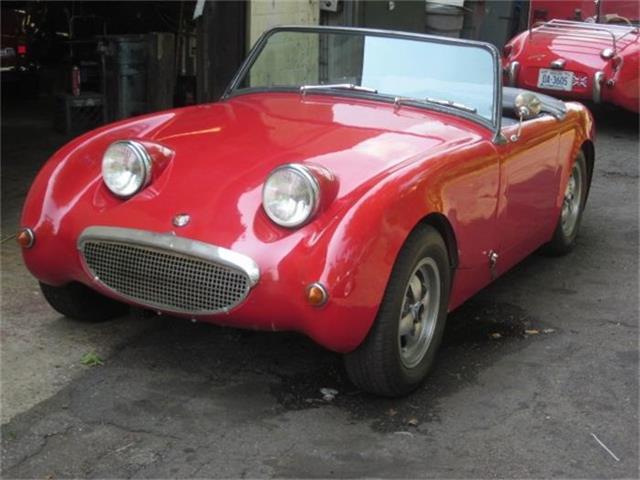 1960 Austin-Healey Bugeye Sprite | 666867