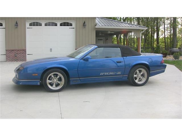 1989 Chevrolet Camaro IROC-Z | 667427