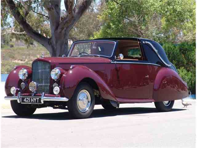 1954 Bentley Mark VI | 667708