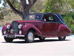 Picture of Classic '54 Bentley Mark VI located in San Diego California - $295,000.00 Offered by Precious Metals - EB7G