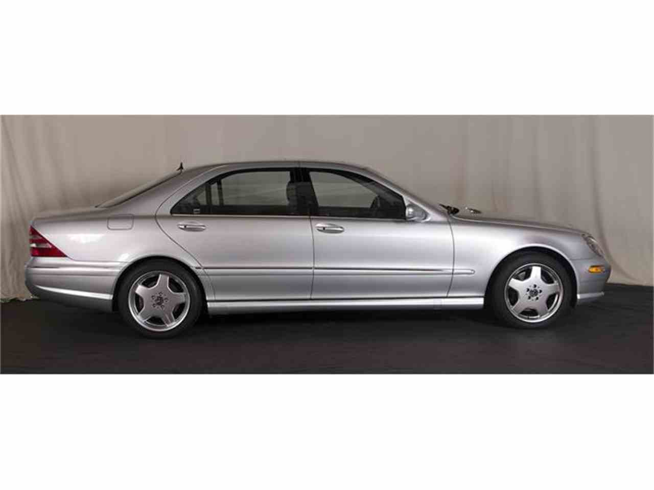 2002 mercedes benz s55 for sale cc 667728 for Mercedes benz of monterey monterey ca