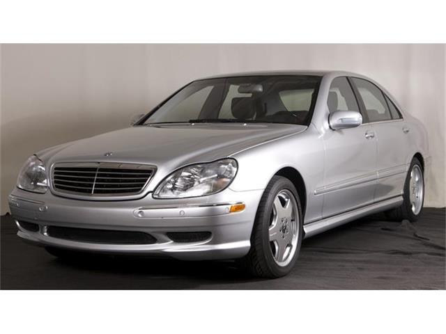 2002 Mercedes-Benz S55 | 667728