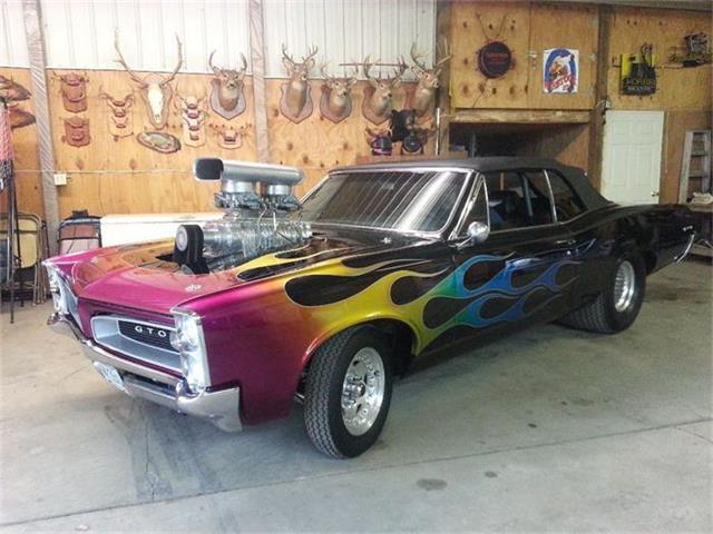 1966 Pontiac GTO | 668014