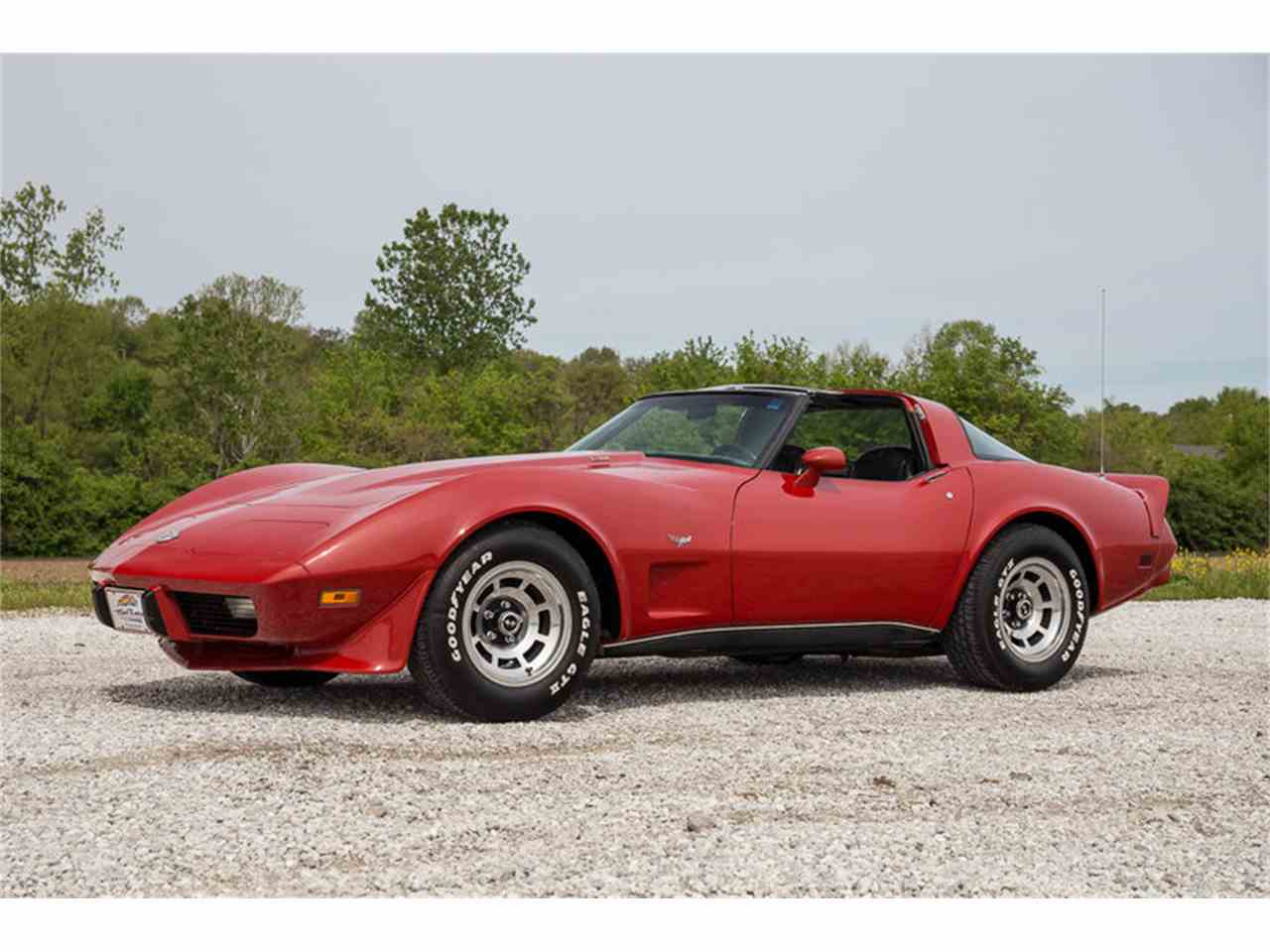 Large Picture of '78 Corvette - EBGP