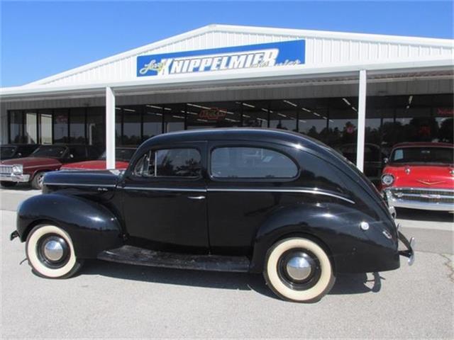 1940 Ford 2-Dr Sedan | 668102