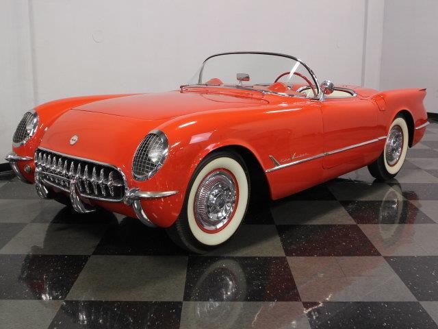 1955 Chevrolet Corvette | 668156