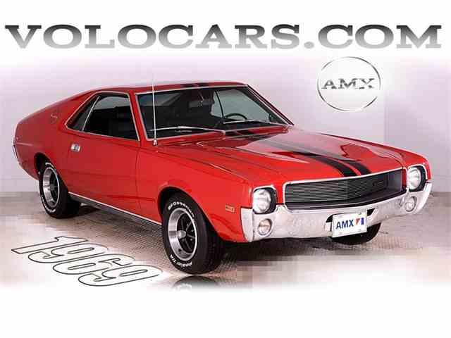 1969 AMC AMX   668223