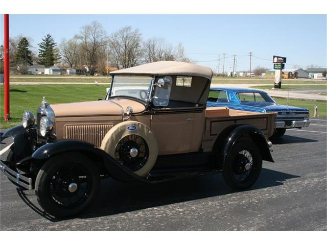 1930 Ford Model A | 668439