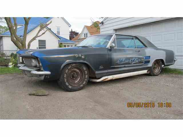 1963 Buick Riviera | 668452