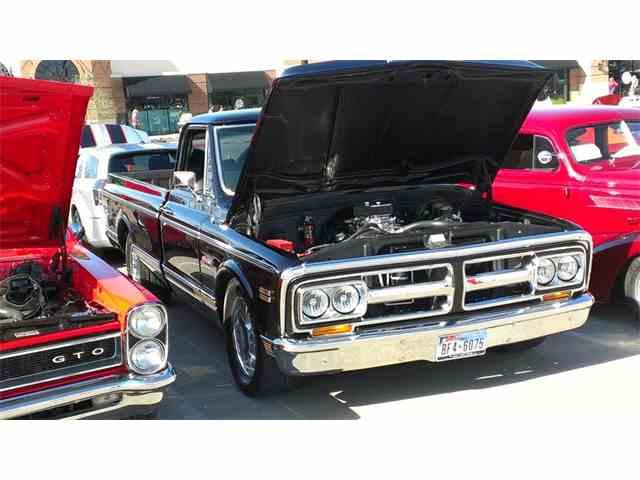 1972 GMC Sierra | 668596