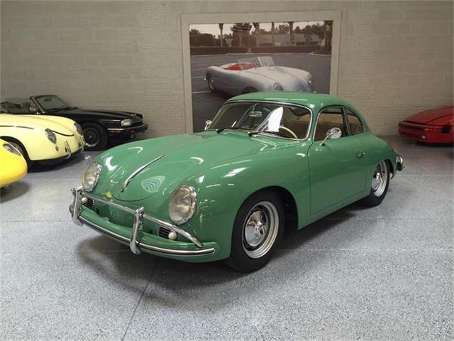 1957 Porsche Coupe | 668600