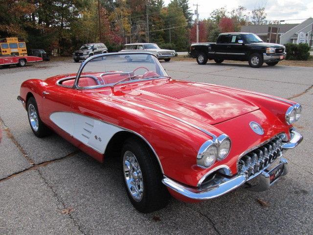 1958 Chevrolet Corvette | 668910