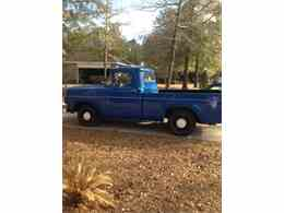 1958 Ford F100 for Sale - CC-668915