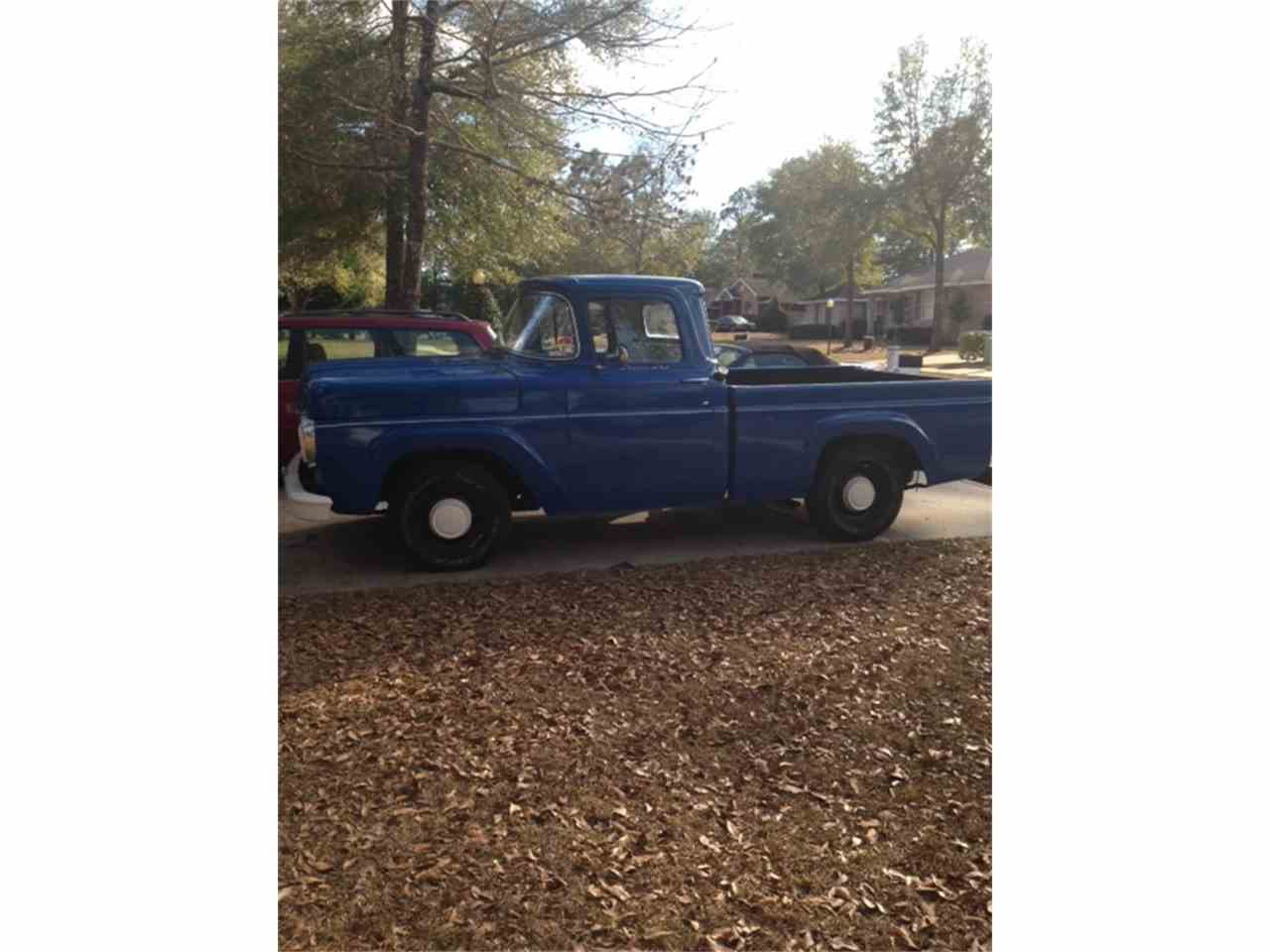 1958 ford f100 for sale cc 668915. Black Bedroom Furniture Sets. Home Design Ideas