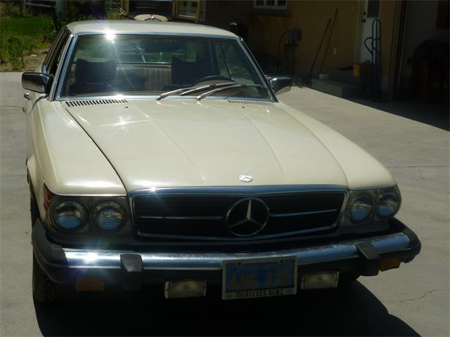 1979 Mercedes-Benz 450SLC | 668918