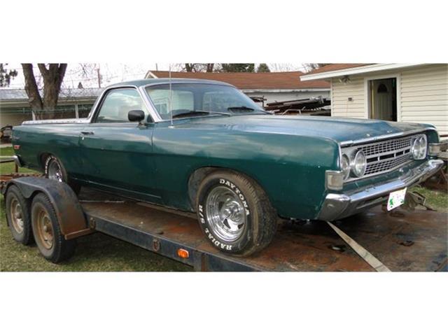 1968 Ford Ranchero | 668969