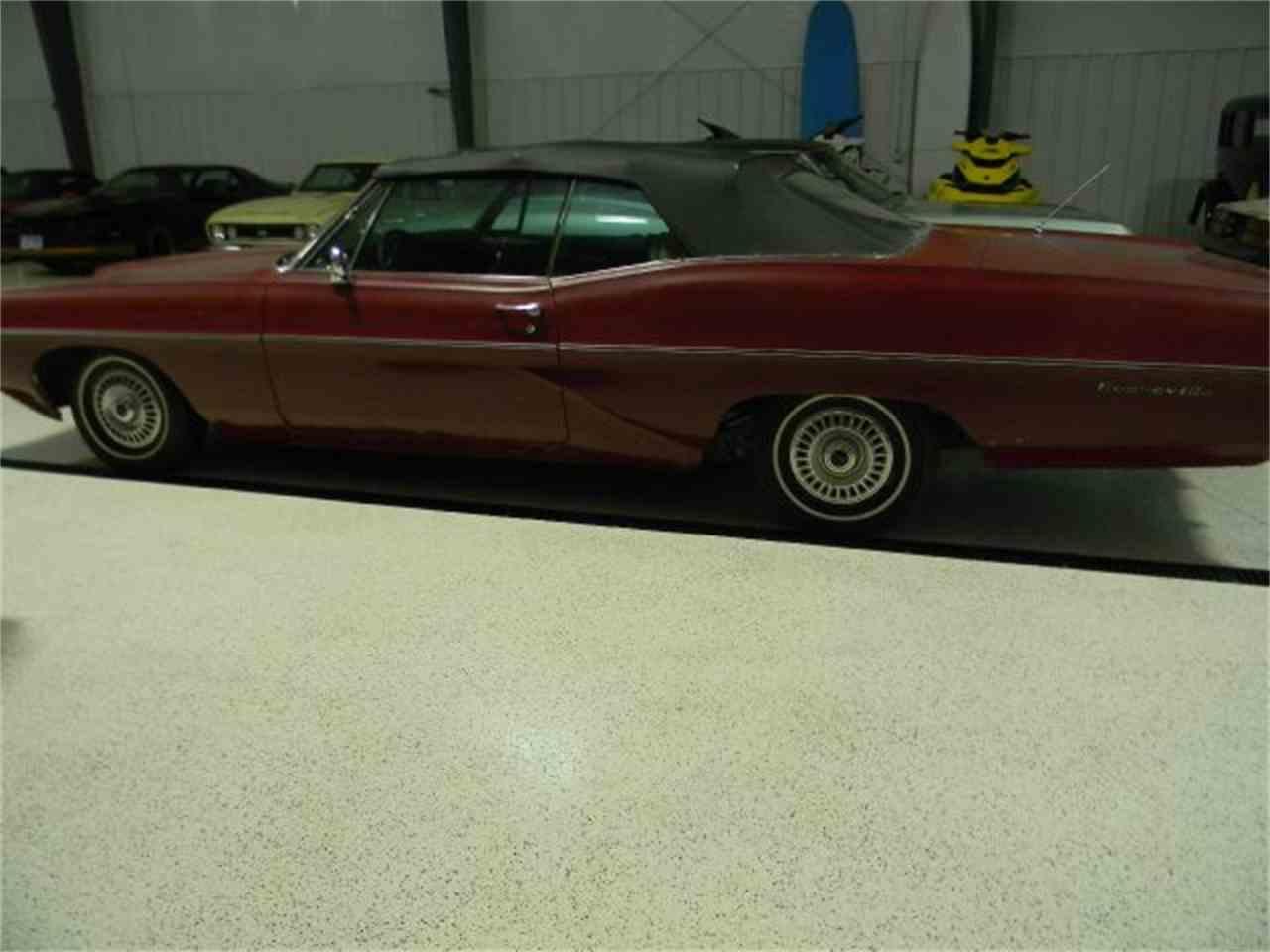 Pontiac Bonneville For Sale Classiccars Com Cc