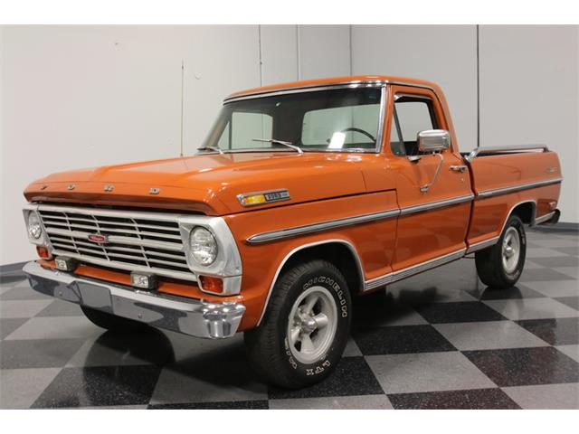 1969 Ford F100 | 669086
