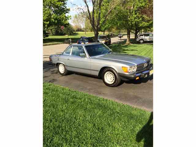 1981 Mercedes-Benz 380SL | 669221