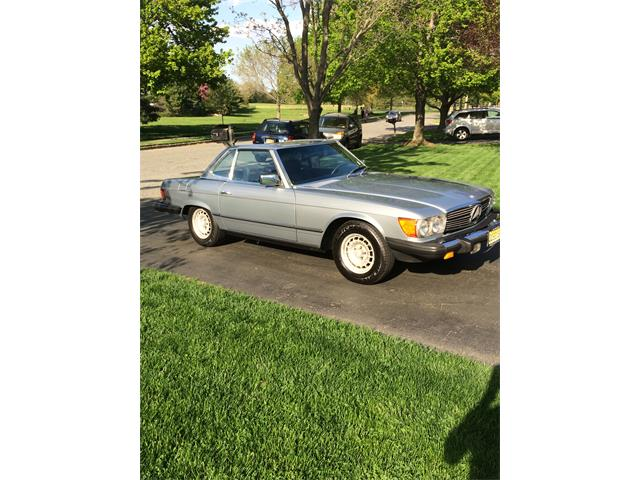 1981 Mercedes-Benz 380SL | 669221