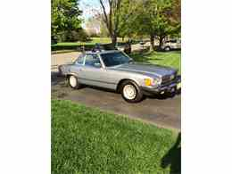 1981 Mercedes-Benz 380SL for Sale - CC-669221