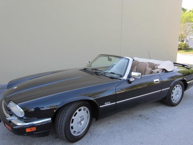 1996 Jaguar XJS | 660942