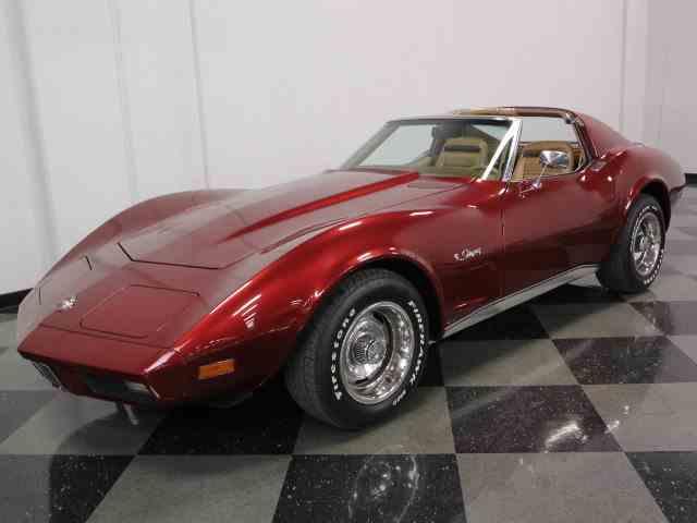 1974 Chevrolet Corvette | 669522