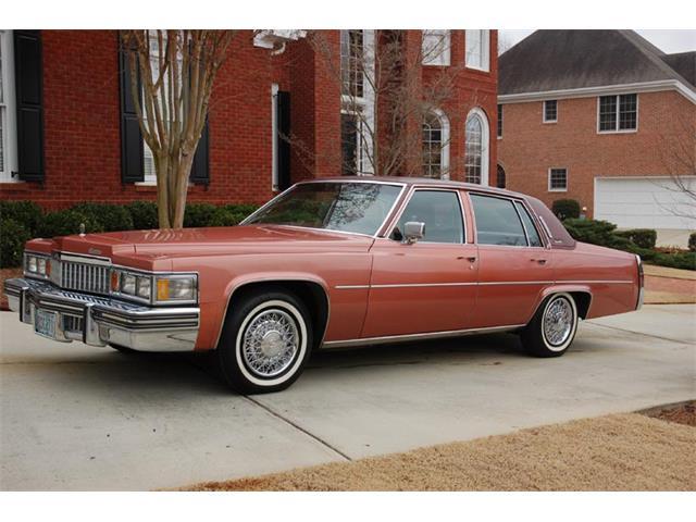 1978 Cadillac Sedan DeVille | 660096