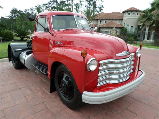 1951 Chevrolet 6100 | 669625