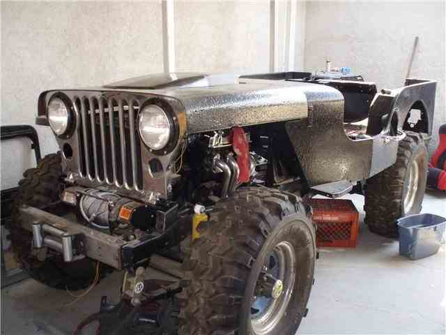 1951 Willys Jeep M38 | 669627