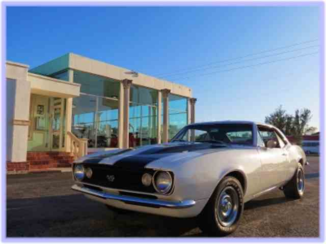 1967 Chevrolet Camaro | 669713
