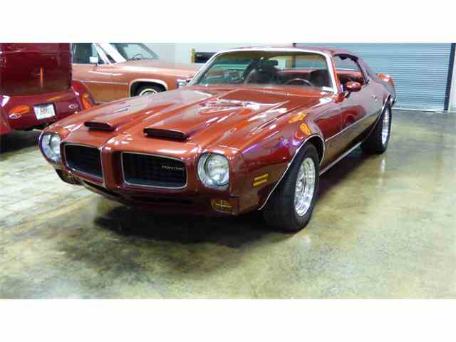 Picture of '73 Firebird Formula - ECRK