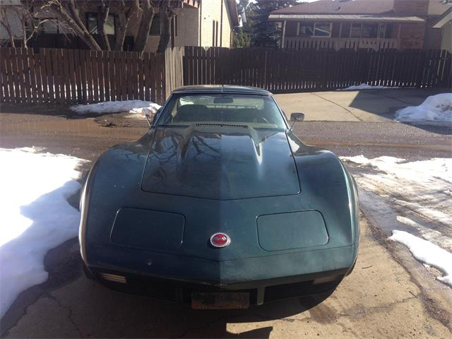 1973 Chevrolet Corvette Stingray | 669804