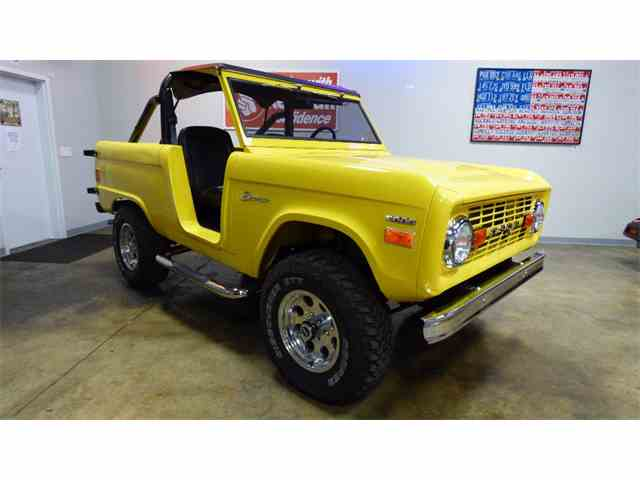 Picture of '77 Bronco - E5C3