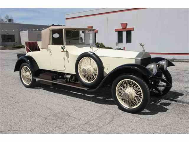 1921 Rolls-Royce Silver Ghost | 670011