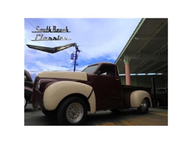 1946 Studebaker hot rod   671233