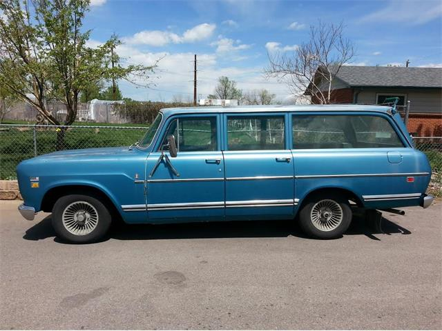 1973 International Harvester Travellall | 671275