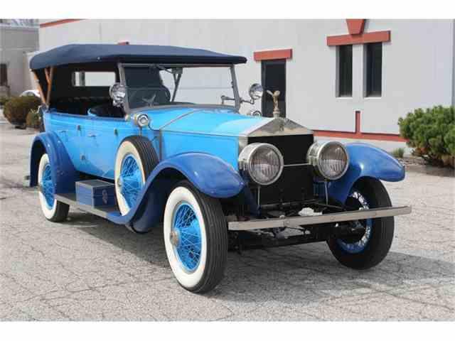 1923 Rolls-Royce Silver Ghost | 670014