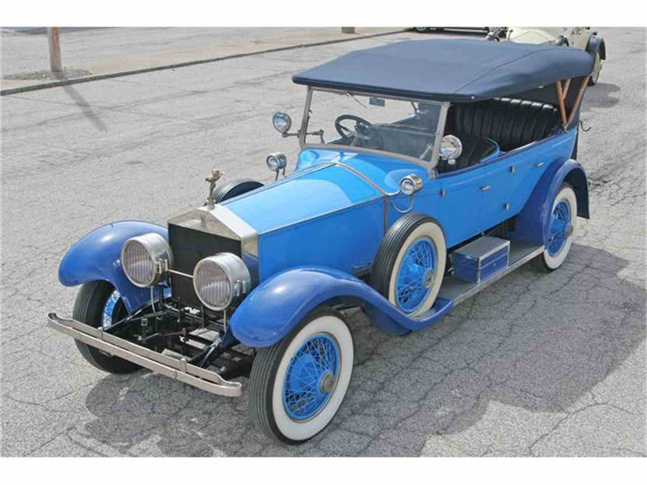 Large Picture of '23 Silver Ghost - ECZI