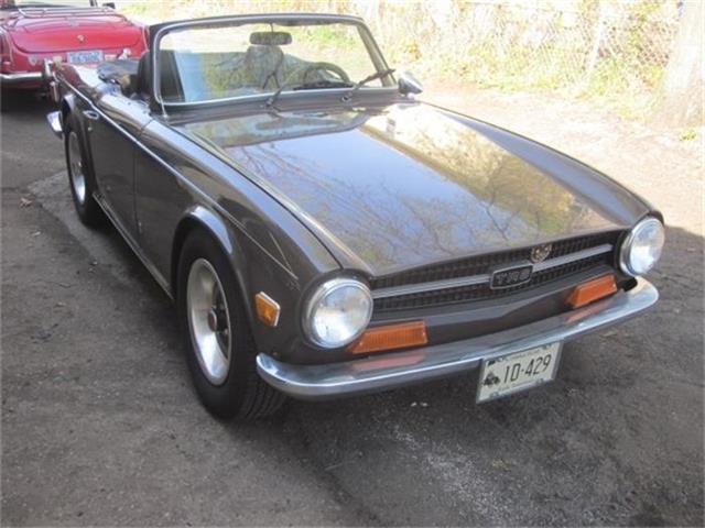 1972 Triumph TR6 | 671424