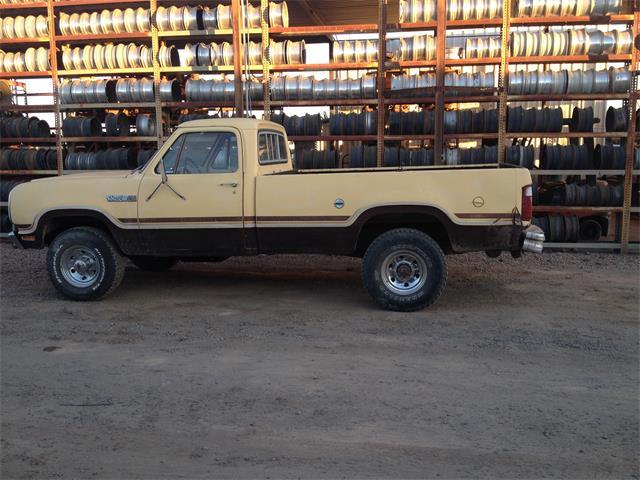 1979 Dodge Power Wagon | 671428