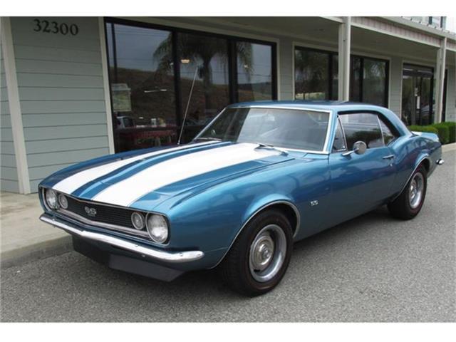 1967 Chevrolet Camaro | 671466