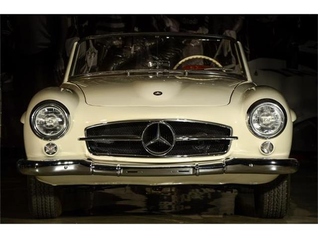 1955 Mercedes-Benz 190SL | 671473