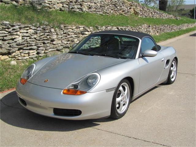 2001 Porsche Boxster | 671480