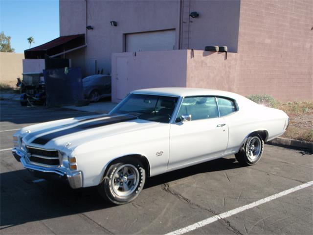 1971 Chevrolet Chevelle SS | 672278