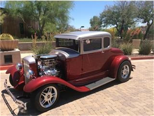 1931 Ford 5-Window Coupe | 672347