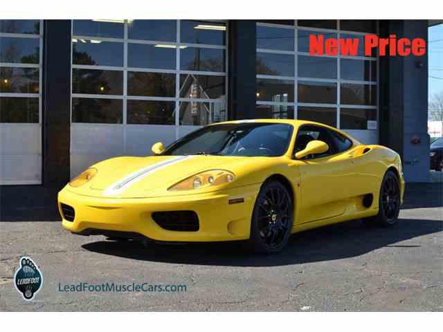 1999 Ferrari 360   672540